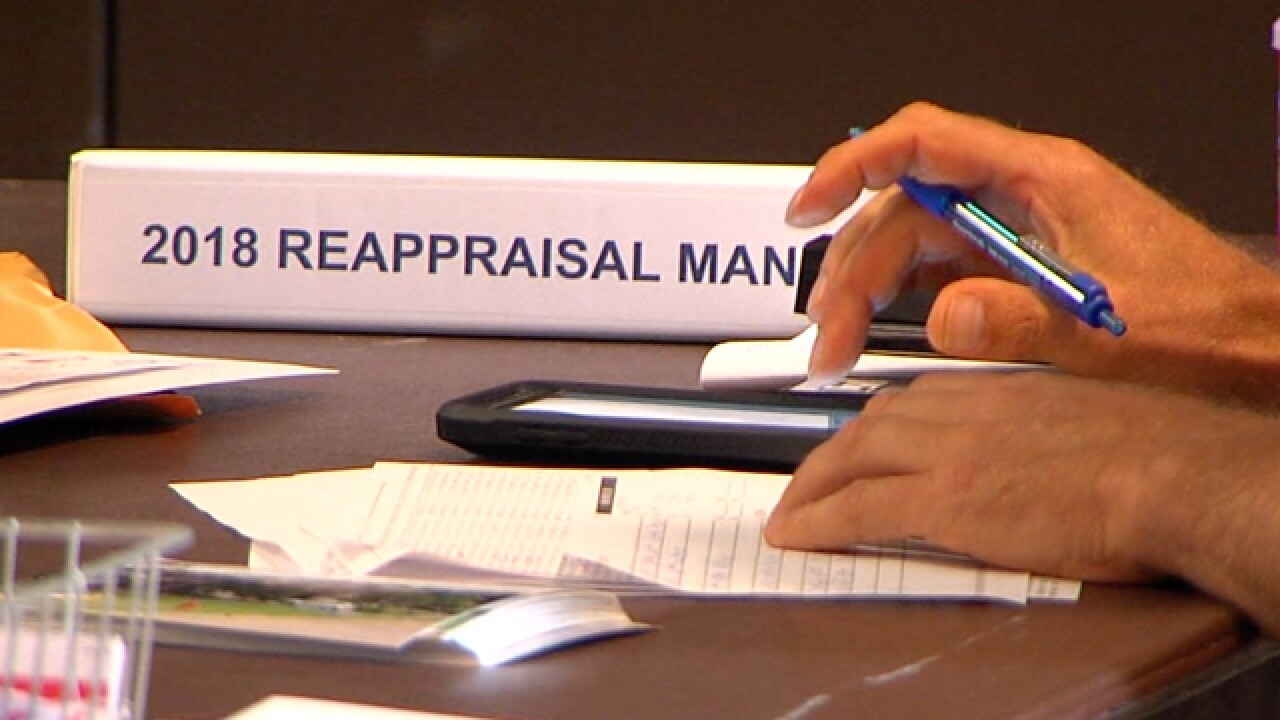 Many Cuyahoga reappraisals done by freelancers