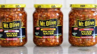 Mt. Olive Just Launched A Pickle Salsa Line