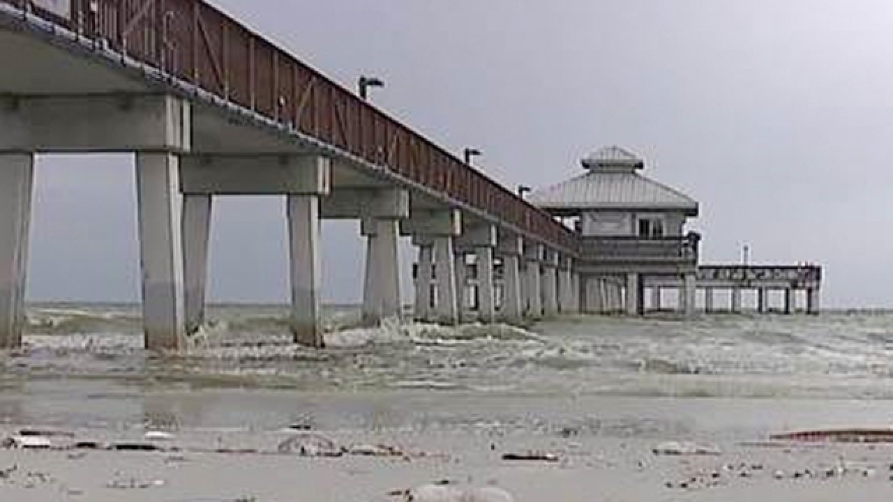 Fish kills force people to retreat from Fort Myers Beach