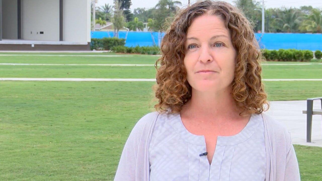 Rebecca Harvey, Boynton Beach stainability coordinator