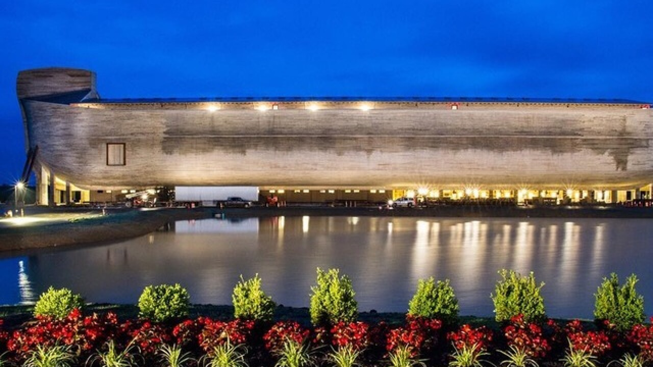 Repeat business key to Ark Encounter success: Can attraction keep people coming back?