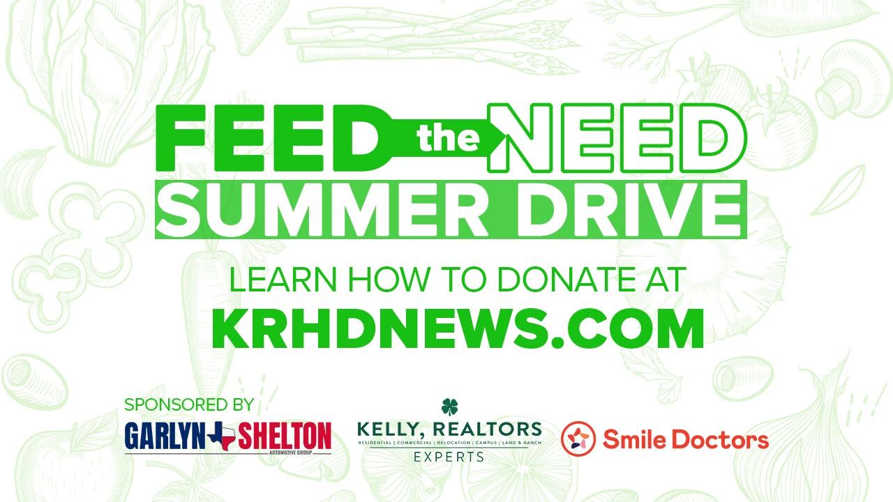 Feed the Need (KRHD)