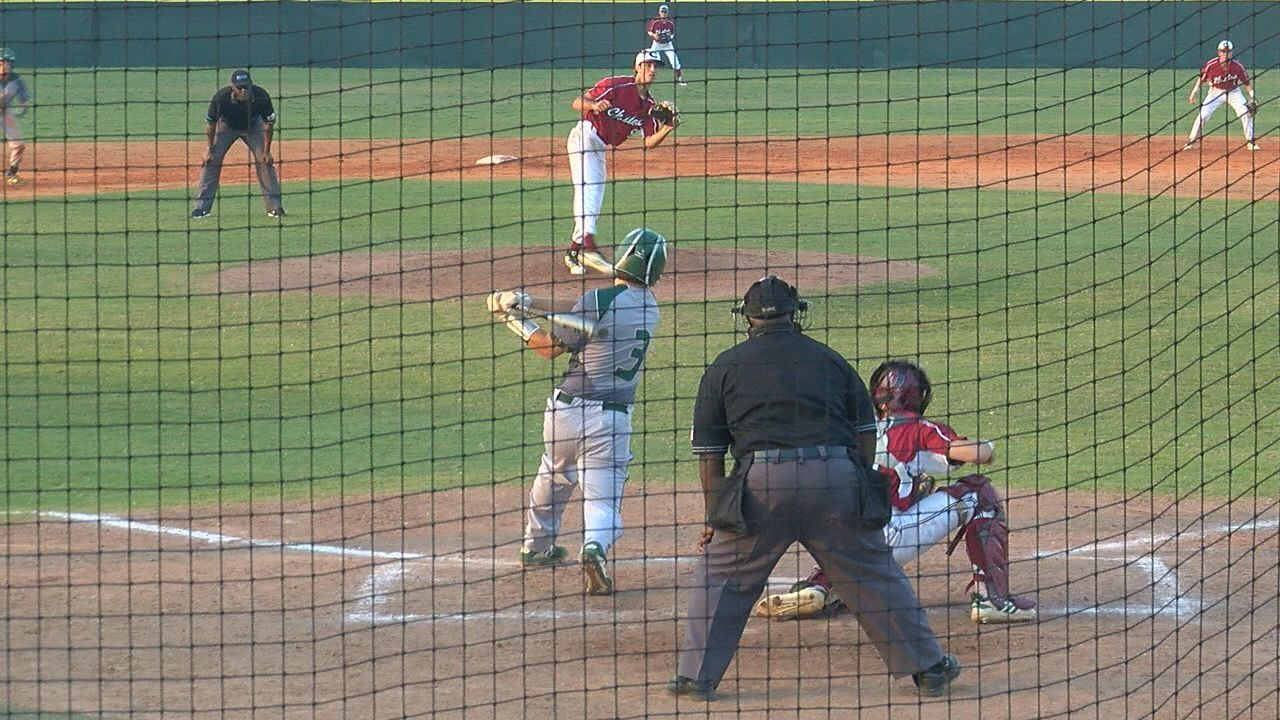 Lincoln baseball tops Chiles in big District match-up