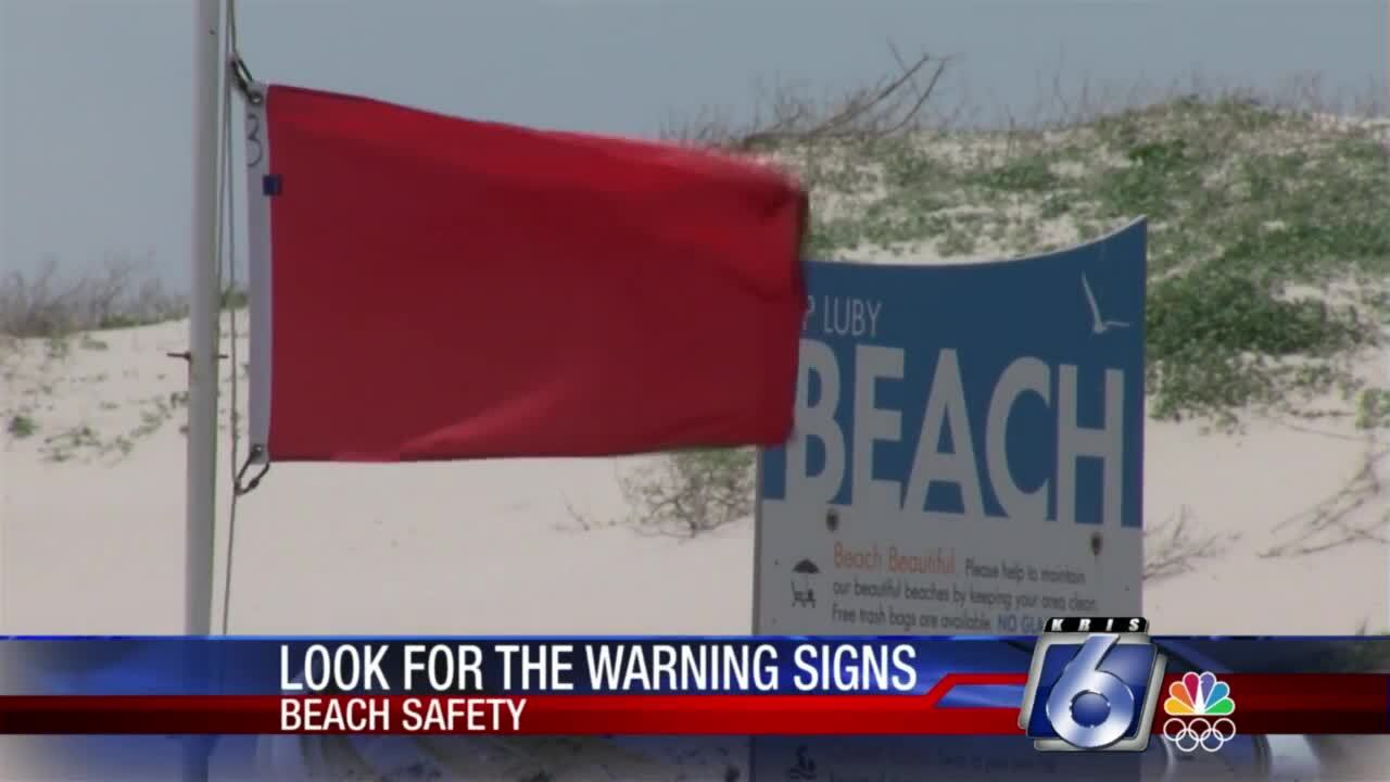 Heed these warning flags when you visit local beaches