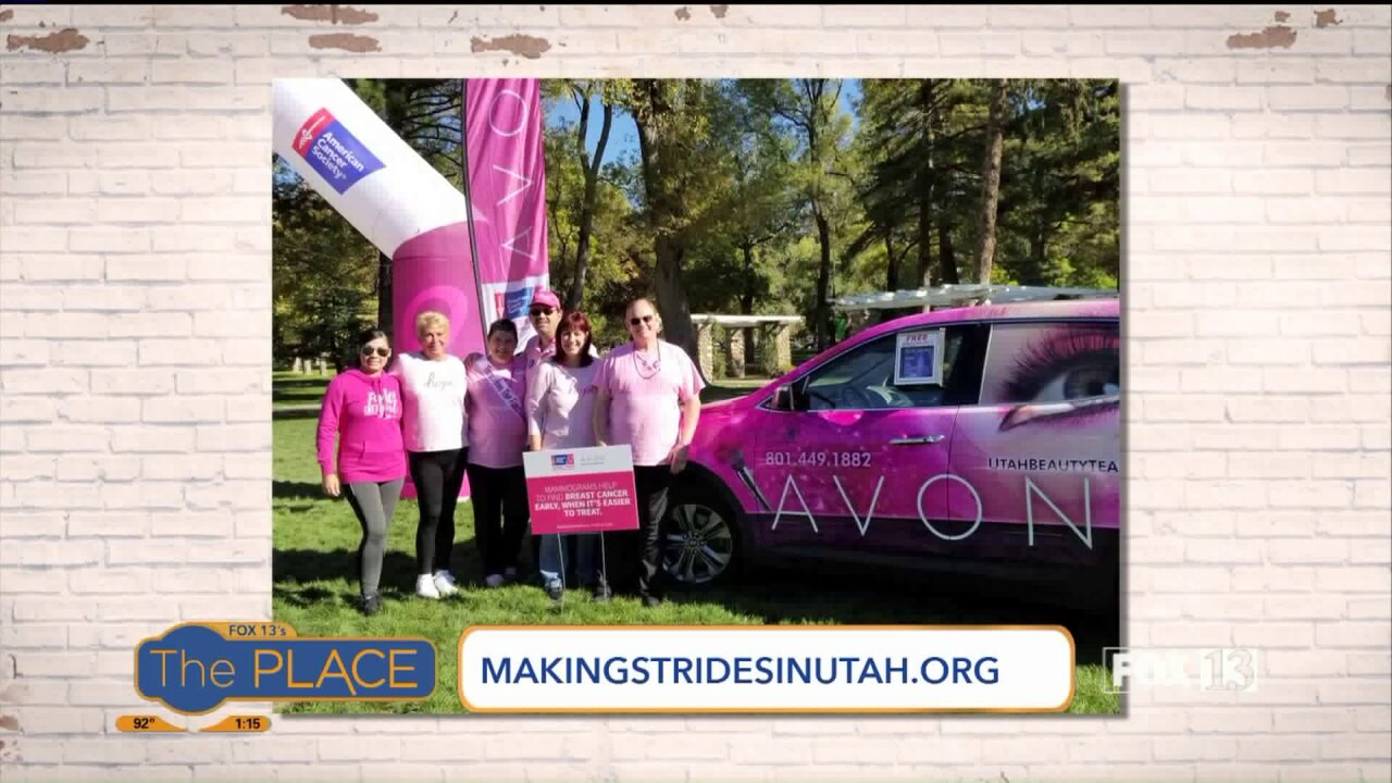 How Avon and the American Cancer Society are working together to end breast cancer inUtah