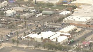 Phoenix homeless camps
