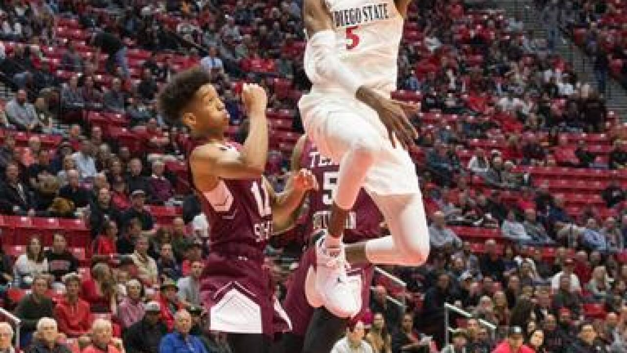 Aztecs head to Maui Invitational, matchup against No. 1 Duke upcoming