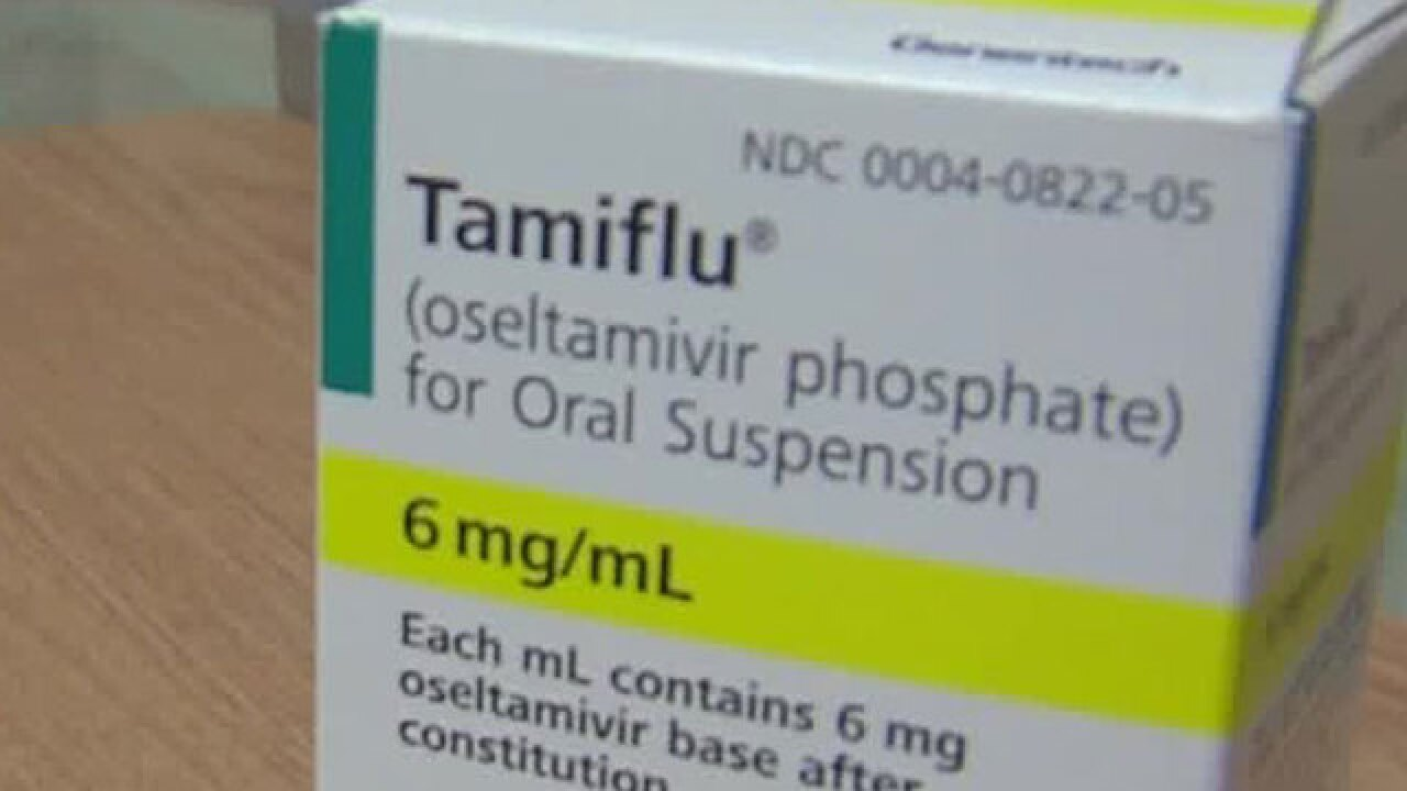 Tamiflu supply short with flu cases spiking at emergency rooms