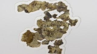 Israel Dead Sea Scrolls