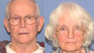 Couple located after several hours of 'critical missing' alert