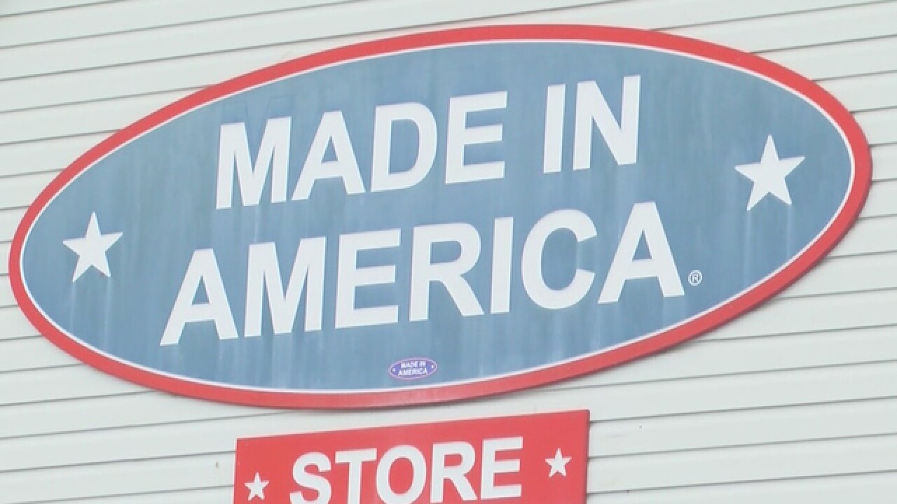 Made in America tripling in size