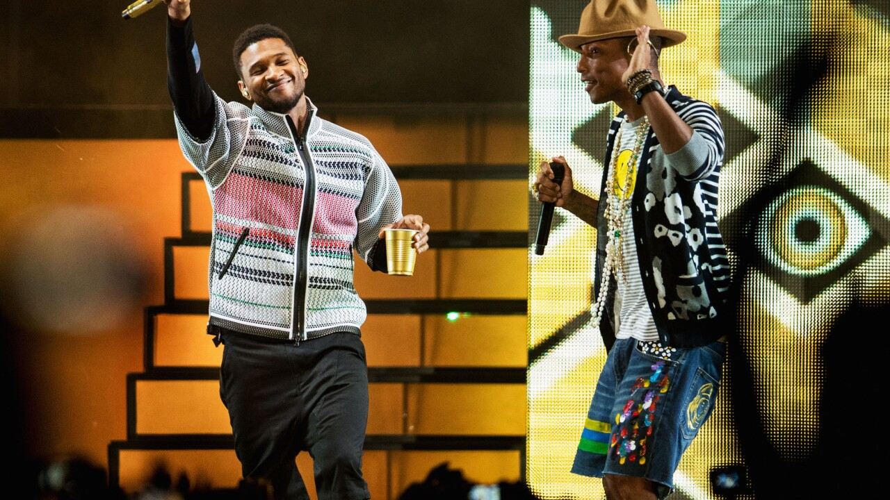 Usher, Diddy, other big-name artists added to Something in the Water festival lineup