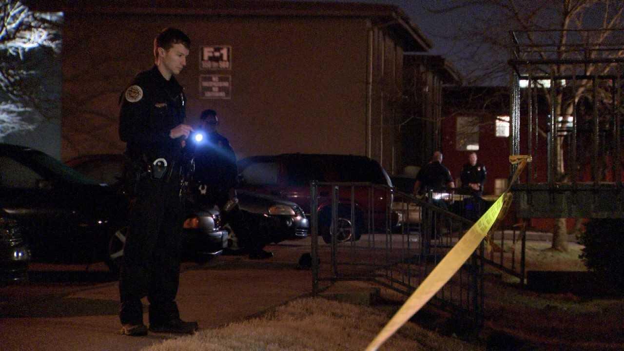 Man shot multiple times outside East Nashville apartment complex