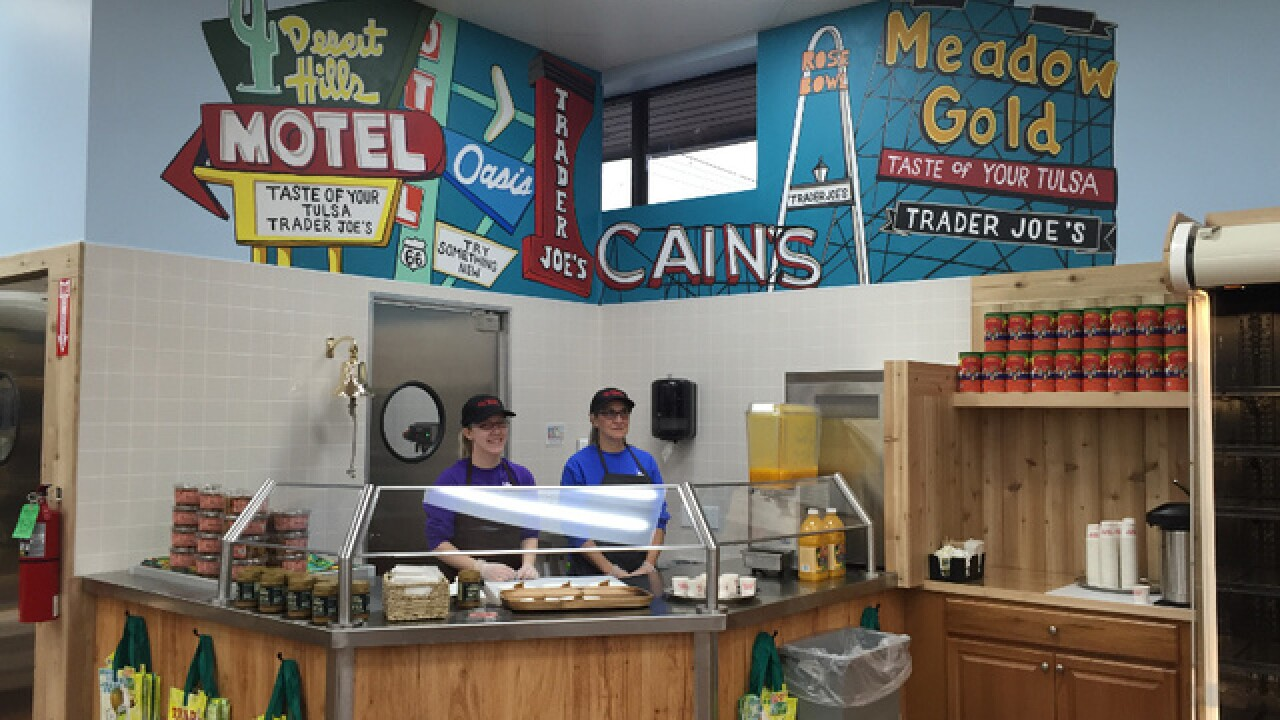 PICS: Trader Joe's to open on Brookside