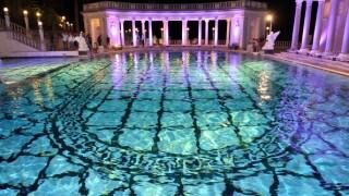 Best Buddies Challenge: Hearst Castle Neptune Pool Reception
