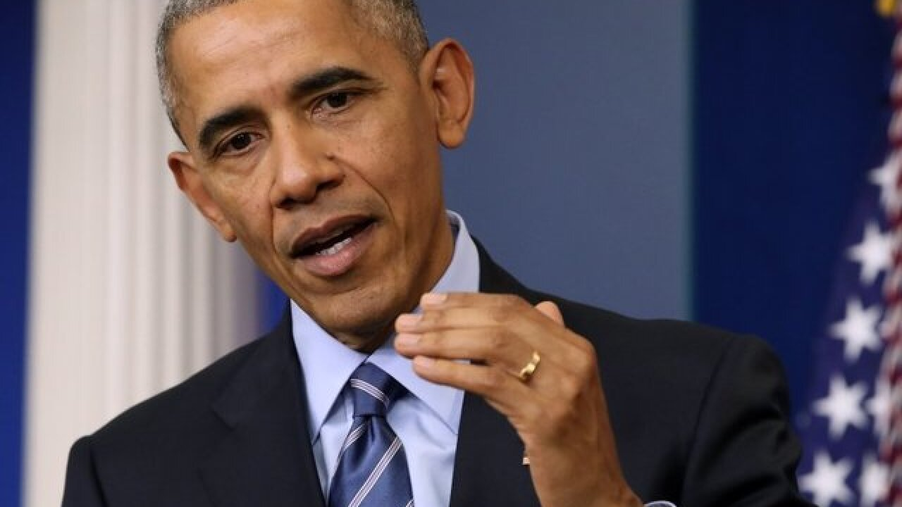 Obama: Leaving Iran deal 'misguided'