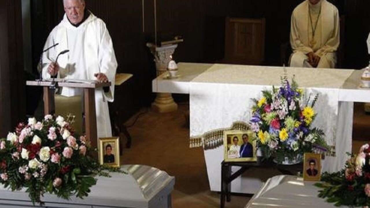 After deadly stabbings, 2 Miss. nuns remembered for helping the needy