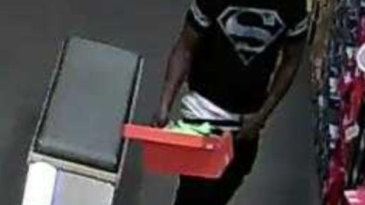 BPD seeks man wanted for two counts of robbery