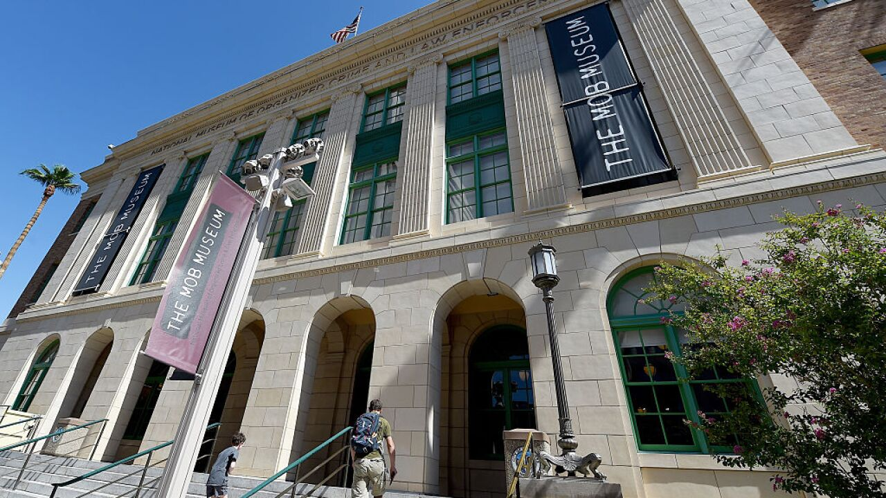 Vegas Mob Museum Opens Exhibit On FIFA Soccer Scandal