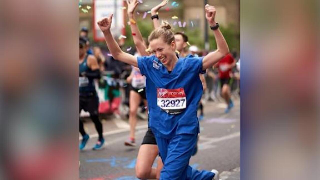 Guinness World Records backs down on nurse's London Marathon costume