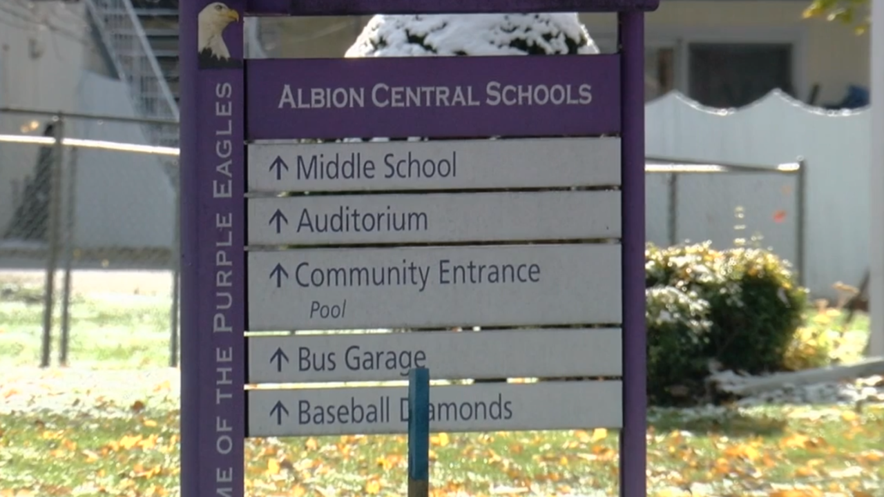 Parents invited to meet with school officials, law enforcement following Albion Middle School threat