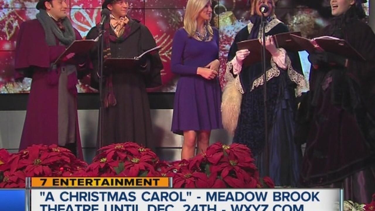Meadow Brook Theatre presents A Christmas Carol