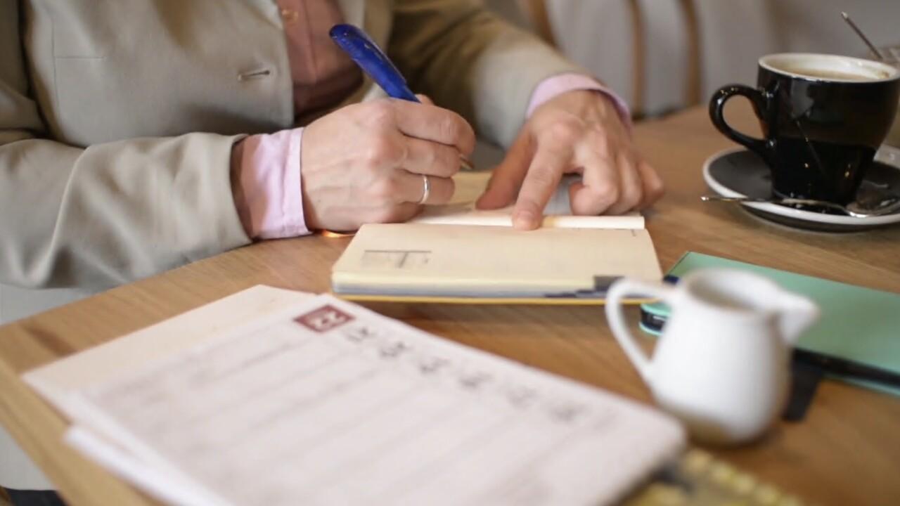 Writing, journaling
