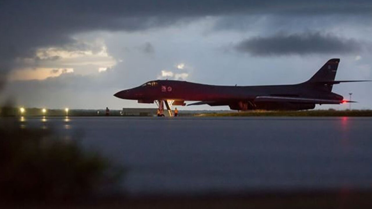 US Air Force grounds B-1 bomber fleet over safety concerns
