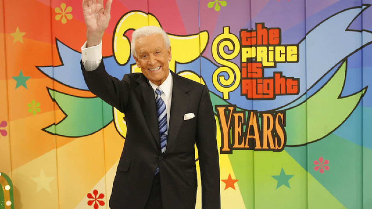 Former 'The Price is Right' host Bob Barker hospitalized
