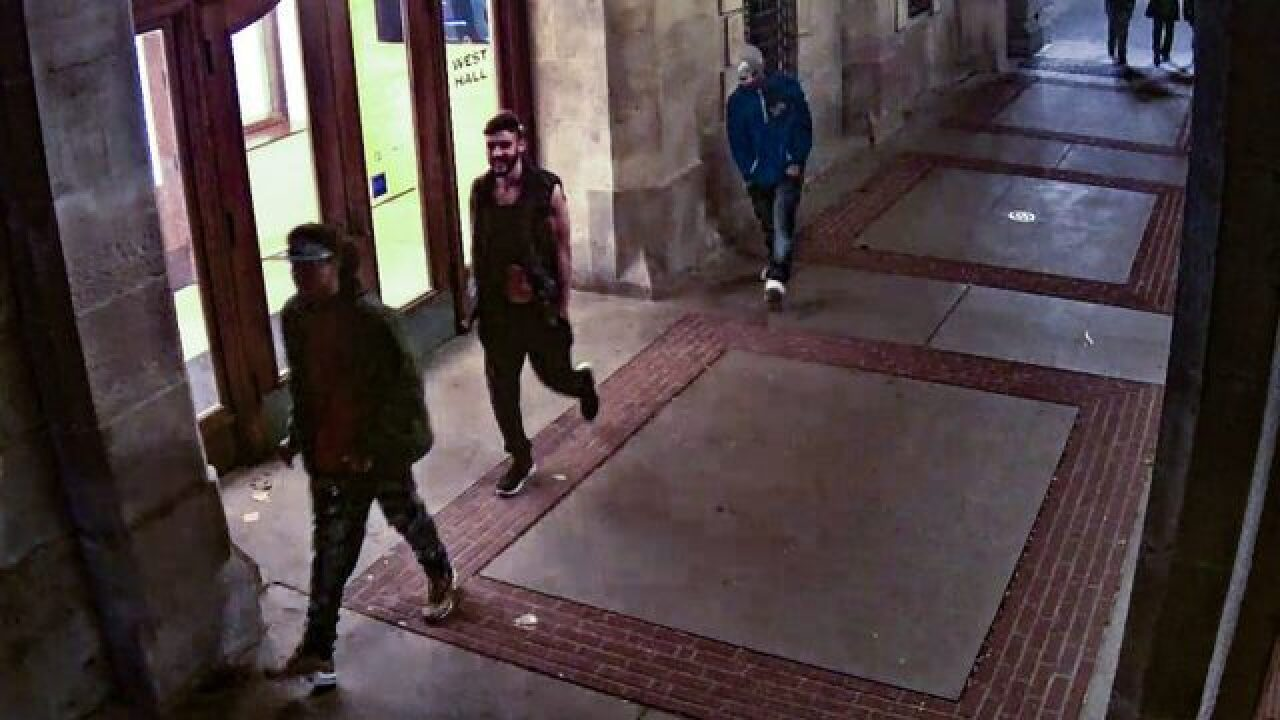 Police look for 4 suspects in Ann Arbor bicycle taxi armed robbery