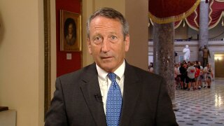 Former Rep. Mark Sanford considering challenging Trump in GOP primary
