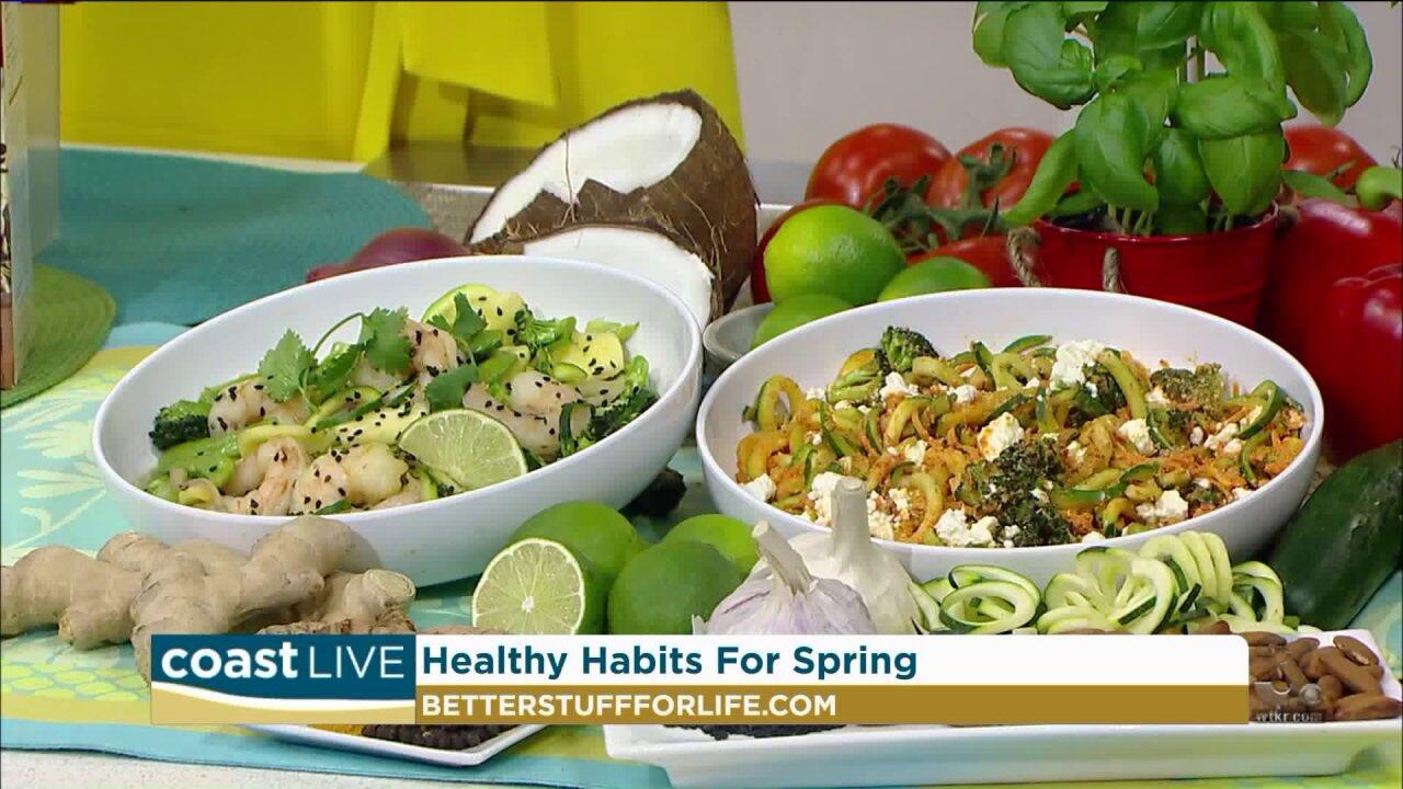Expert advice on living a healthier lifestyle on CoastLive