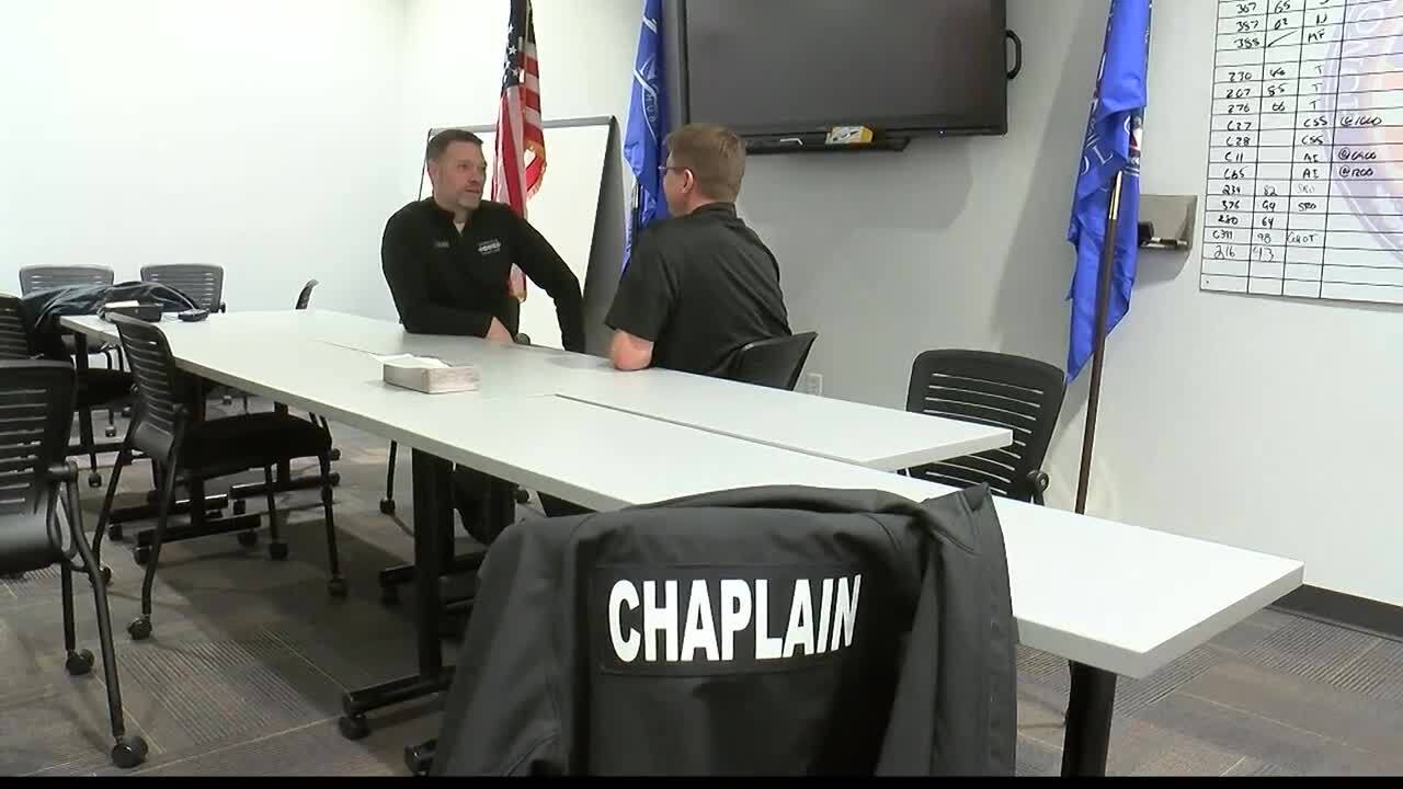 Missoula chaplains volunteer time to help others cope with trauma