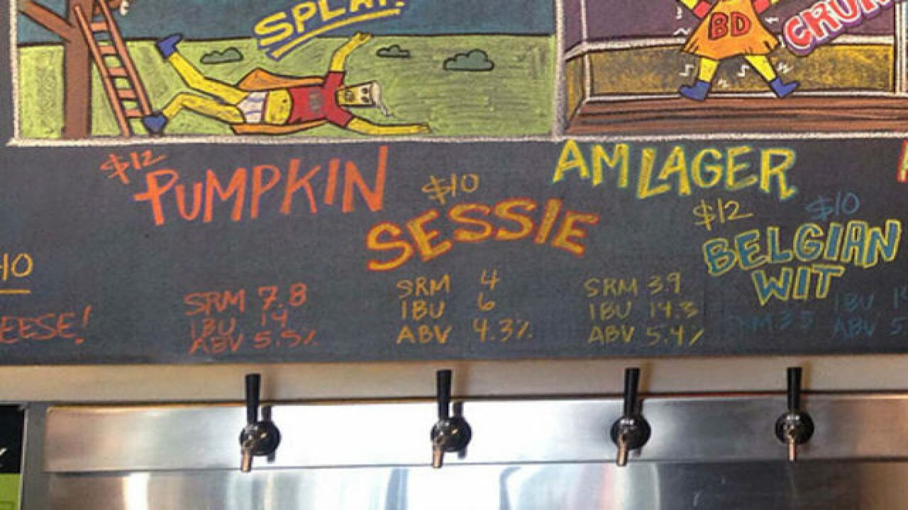 GALLERY: Fall beers from Indiana breweries