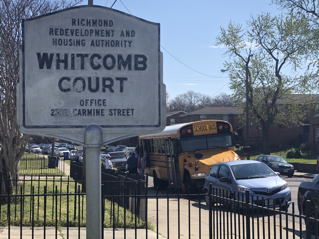 Whitcomb Court