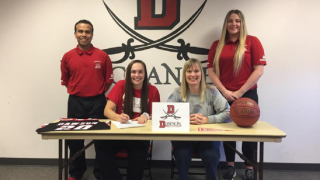 Helena Capital standout Megan Lindbo signs with Dawson CC hoops