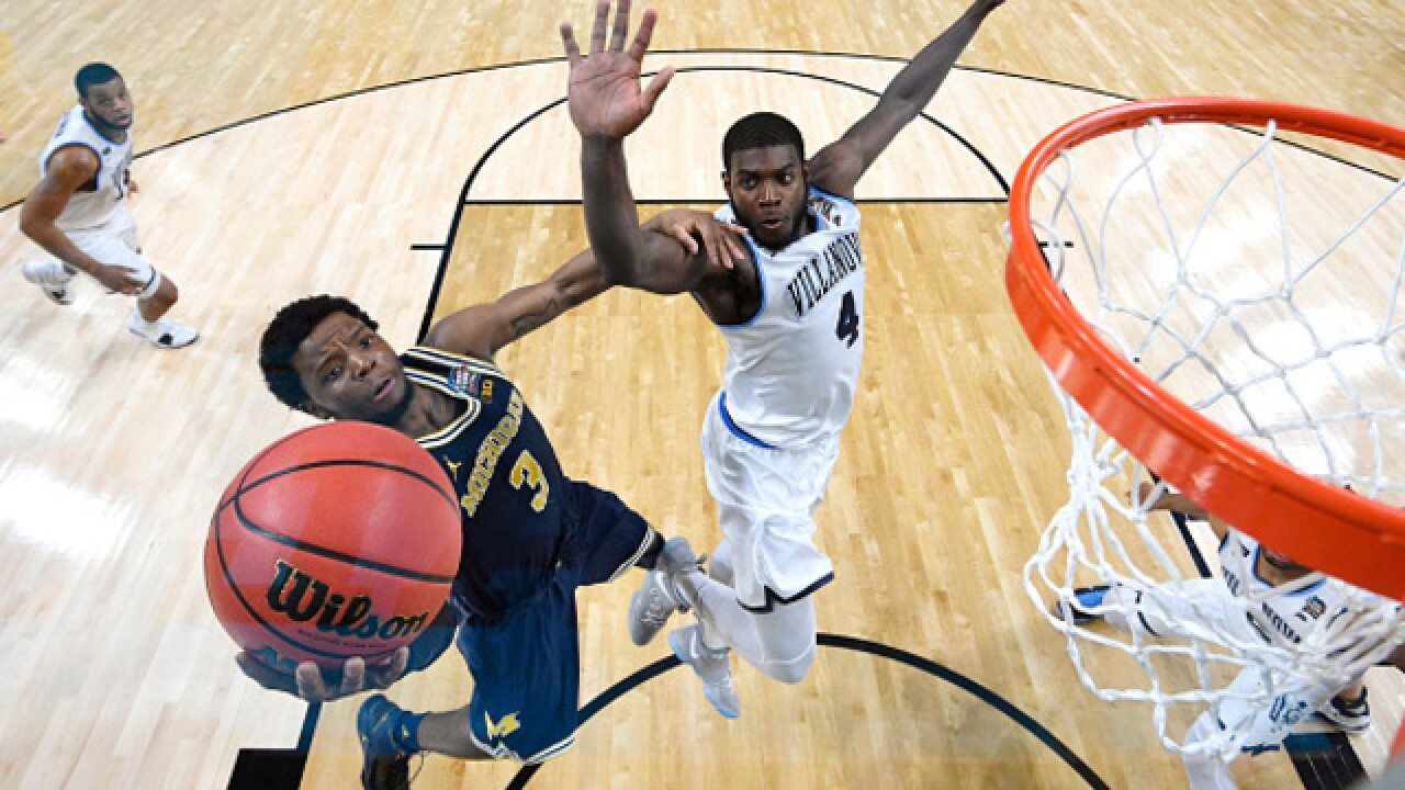 Michigan will play Villanova in national title rematch this Novemeber