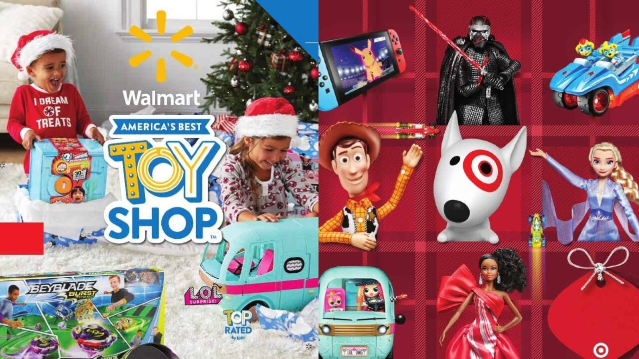 Looking for holiday gifts ideas for kids? Here are toy catalogs from top retailers
