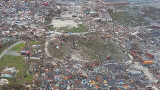 Photos: Hurricane Dorian destroys the Bahamas