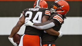 Steelers Browns Football