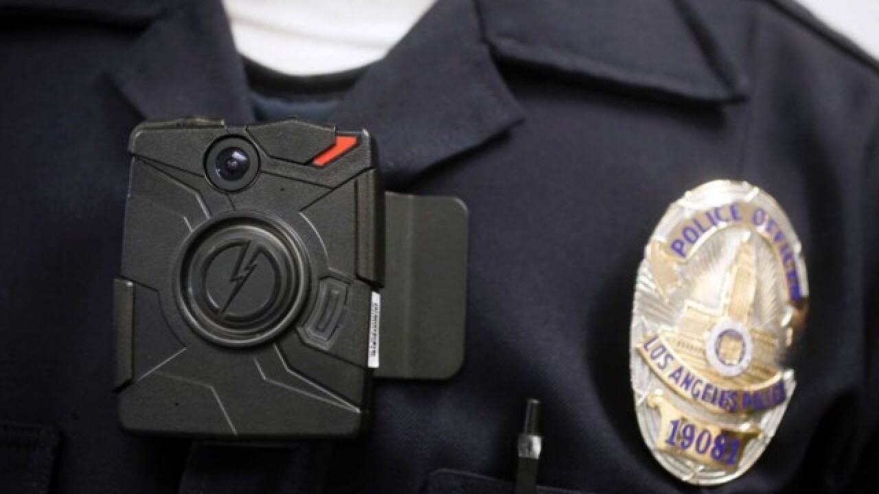 Bakersfield Police Department implements body camera pilot program