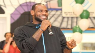 LeBron James Is Paying For 4 Years Of College Tuition For An Entire Class