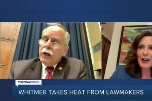 Gov. Whitmer testifies in congressional hearing on coronavirus response