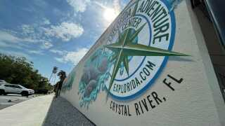 Downtown Crystal River