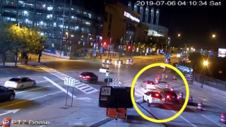 Authorities offering $15,000 reward for info on hit-skip driver who struck a Cleveland officer during All-Star Week