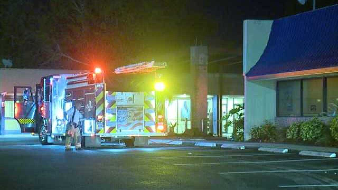 Fire breaks out in North Fort Myers IHOP