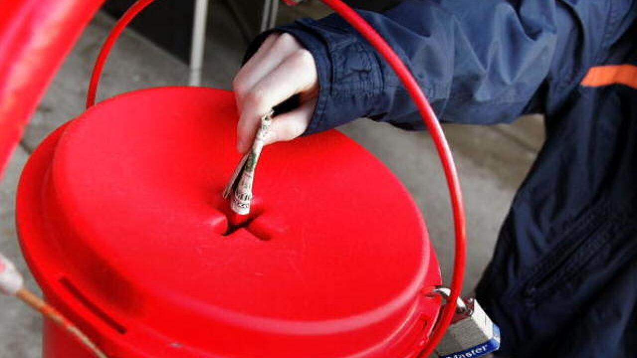 Donations to Red Kettle campaign are down 24% this year