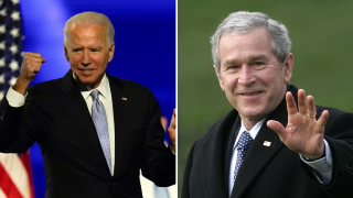 President Bush congratulates Biden on win, something many prominent Republicans have not yet done