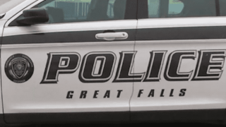 GFPD patrol vehicle