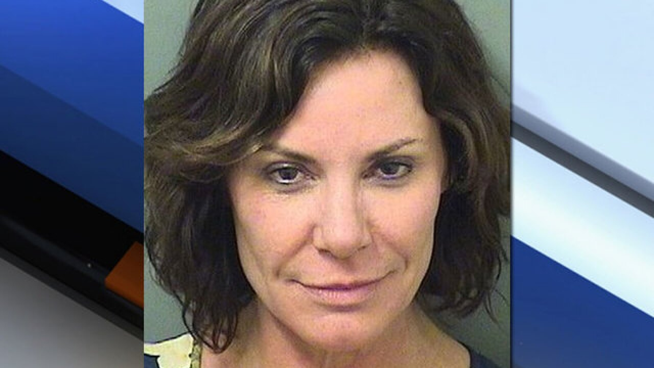'Real Housewife' Luann de Lesseps arrested in Palm Beach